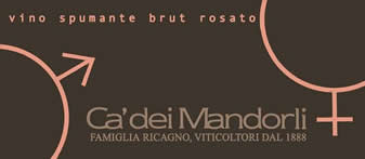 Vino Spumante Brut Rosato