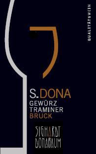 S.DONA Gewürztraminer Select Bruck 2006