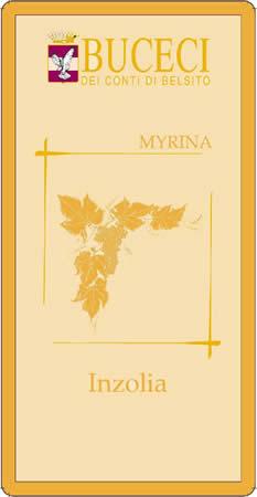 Myrina, Inzolia IGT