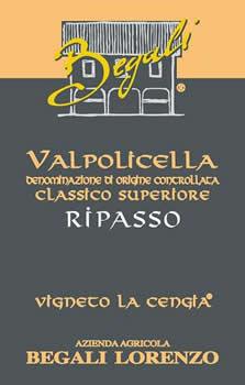 Valpolicella Classico Superiore Ripasso DOC