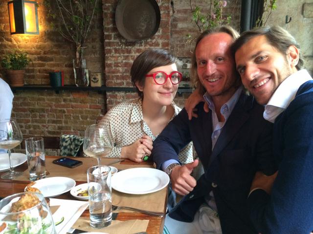 cecilia and friends