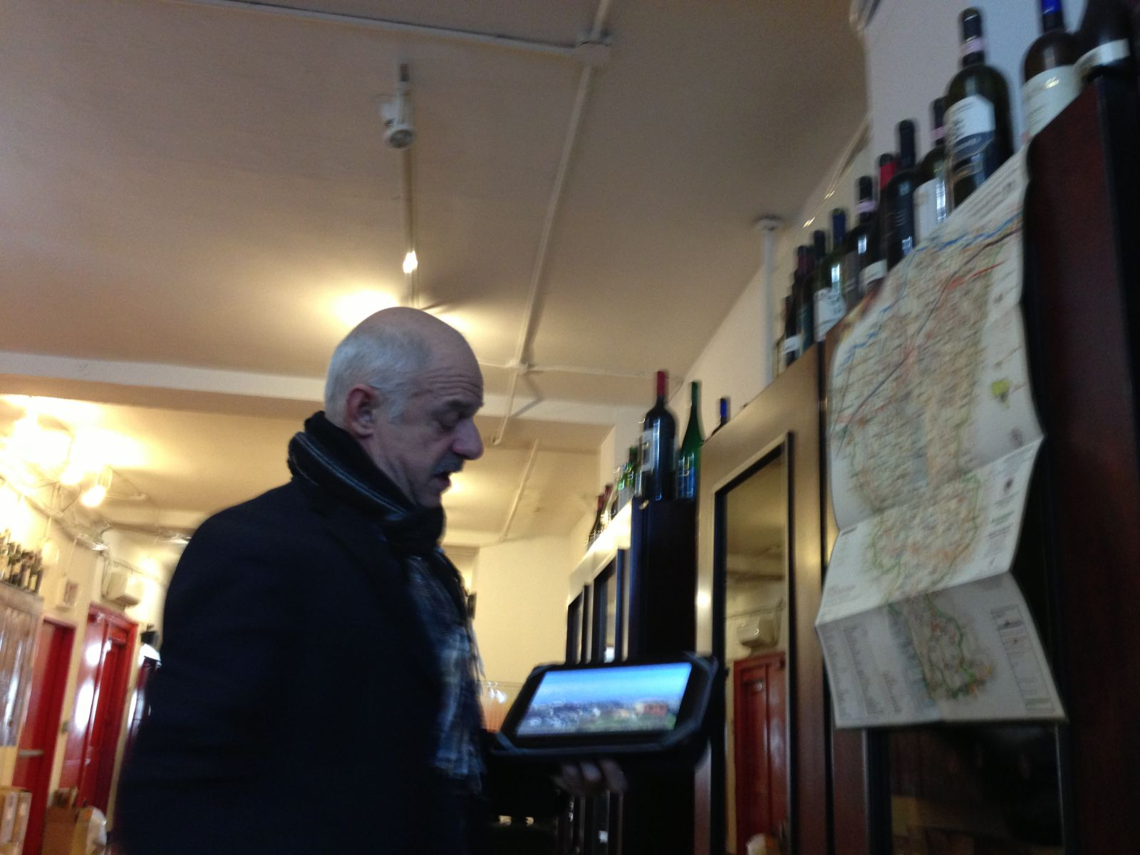 Frecciarossa visit to Nyc