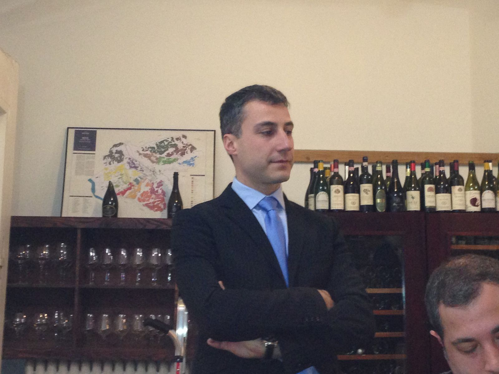Il Conventino visit to Nyc, March