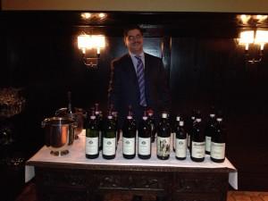 Rodolfo Migliorini presents his wines