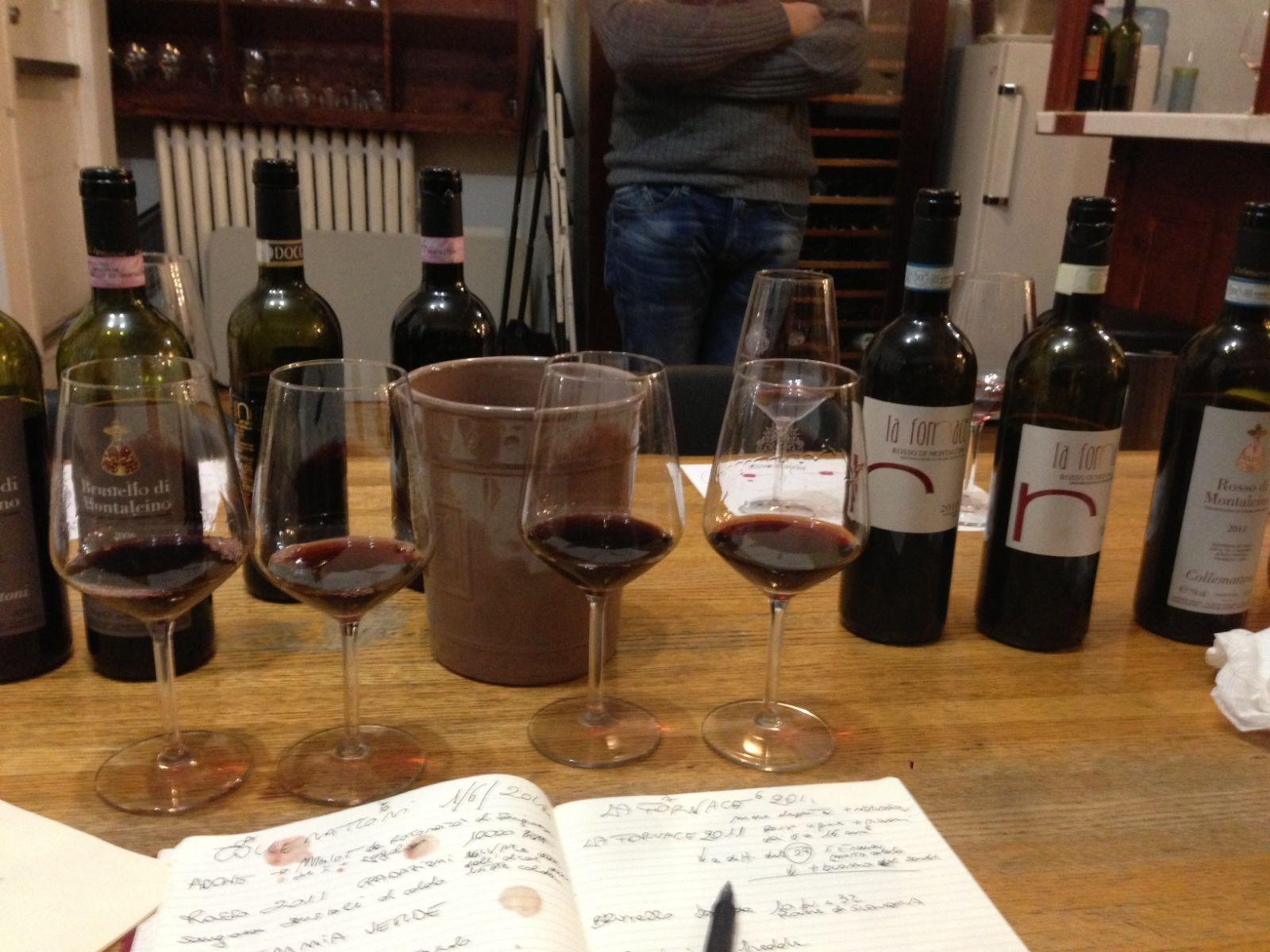 Taste of Montalcino