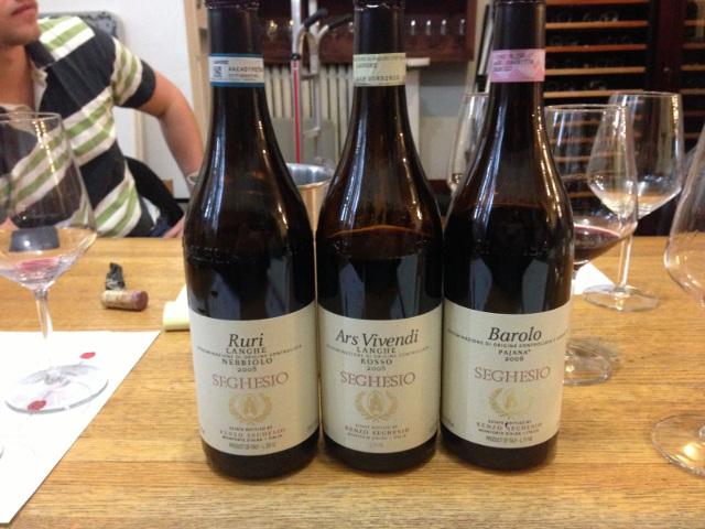seghesio wine series