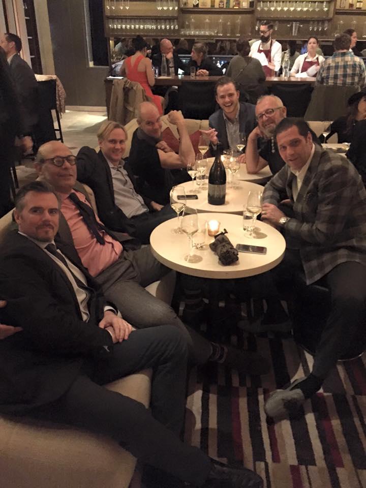 Paul Schandl & Sighartd Donabaum's Annual Visit