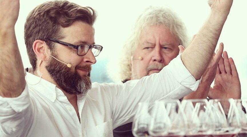 david lynch wine writer sommelier
